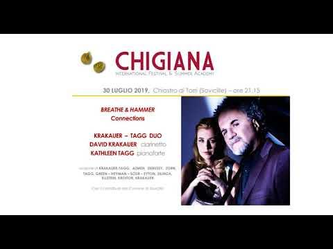 Accademia Chigiana: presentazione stagione concertistica 2019 - PARTE 3