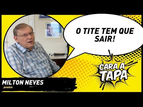 Milton Neves diz que 'Globo Esporte' mudou em razão de programa que ele apresentava na Record