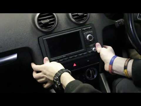 AutoDAB: Audi A3 DAB-AU1/DAB-AU2 Installation Guide