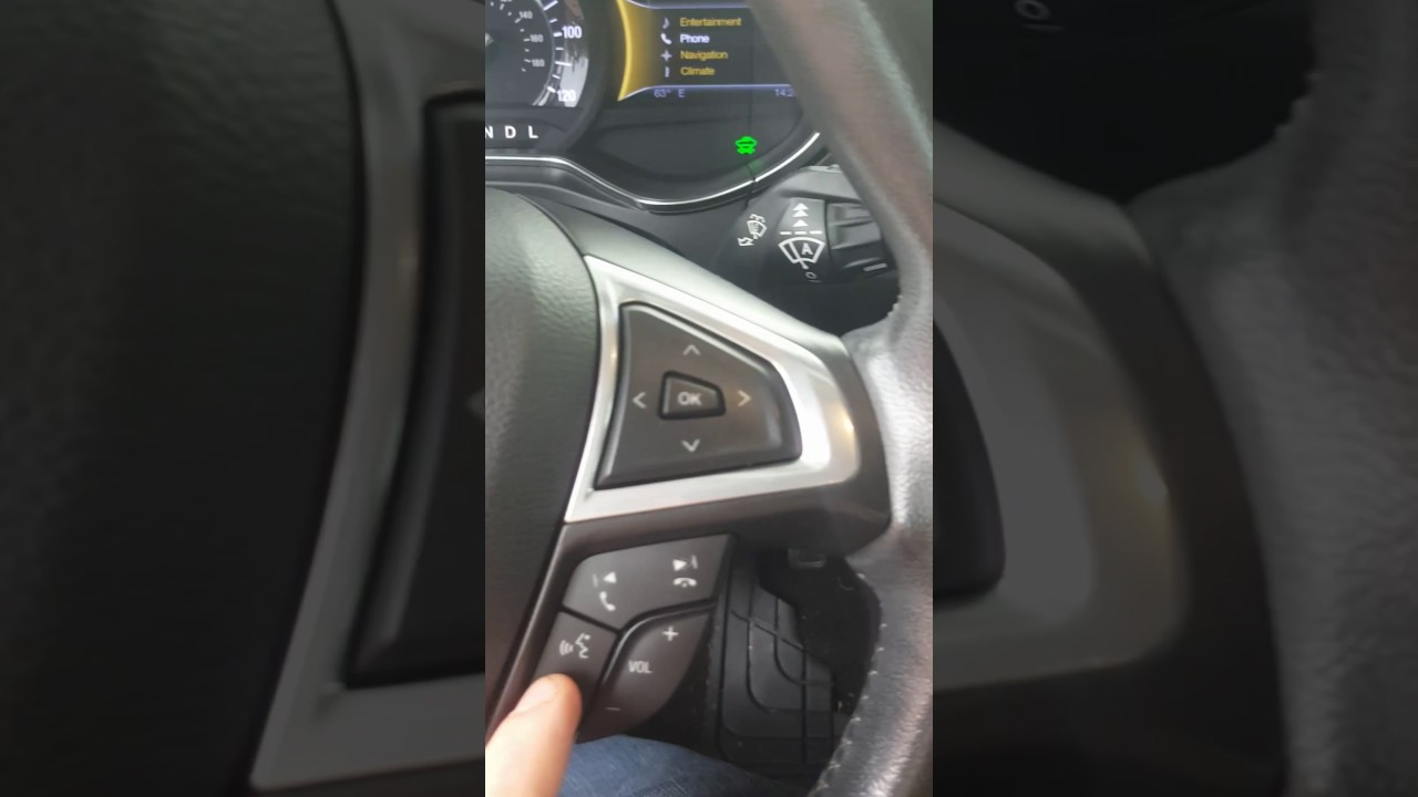 2017 Ford Fusion Energi Battery Hybrid Charging Station And Features