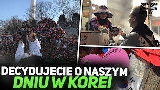 Widzowie decydują o NASZYM dniu w Korei!