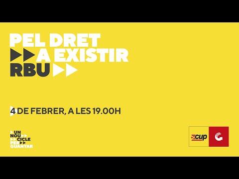 Acte - Pel dret a existir (RBU)