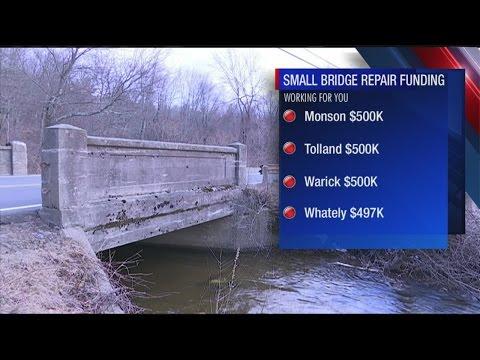 17 local communities to receive funding from bridge program