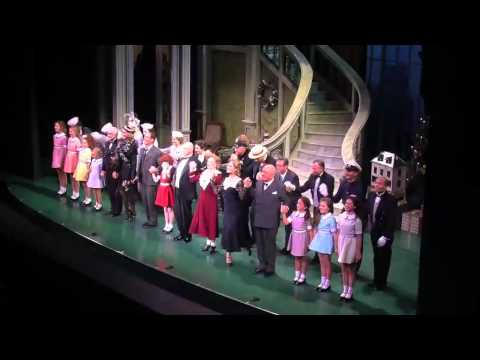 Annie The Musical - Opening Night in Sydney