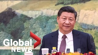 xi's new year speech