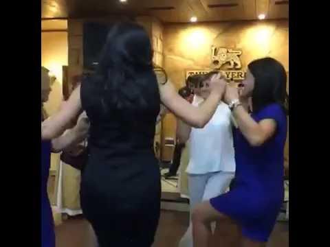 نسخة عن حفلة رقص في ارمينيا Youtube