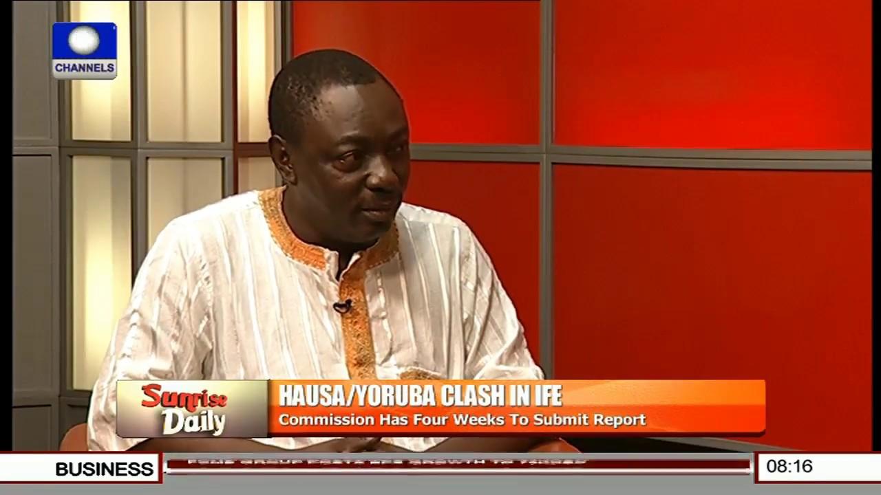 Download Discuss On Hausa/Yoruba Clash In Ife Pt 2