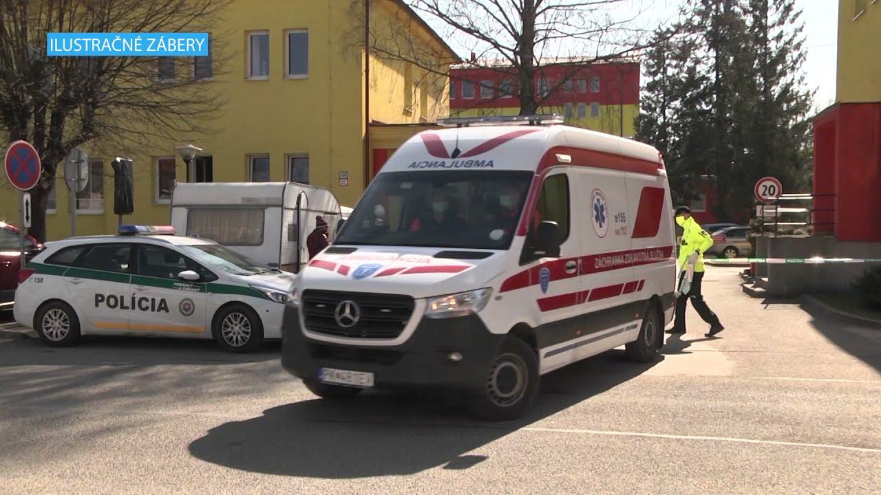 VIDEO Výjazdy rýchlej zdravotnej pomoci stúpajú