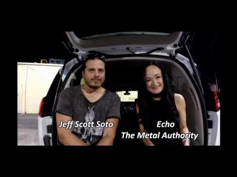 SOTO/Jeff Scott Soto Interview 2017 日本語字幕付き with Echo