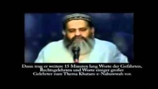 Anti Ahmadis admit their defeat against Islam Ahmadiyya