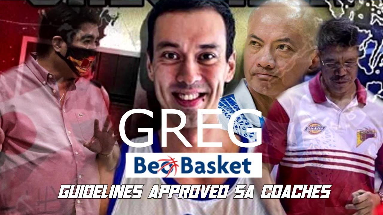 GREG SLAUGHTER SA BEO BASKET | PBA GUIDELINES APPROVED SA COACHES | MARK DICKEL | PBA UPDATES