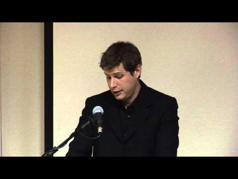 FESTIVAL NEUE LITERATUR 2013 - Opening Night Reception - Friedrich Ulfers Prize