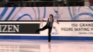 1 Keiji TANAKA (JPN) - ISU GP and JGP Final 2011 Junior Men Free Sk...