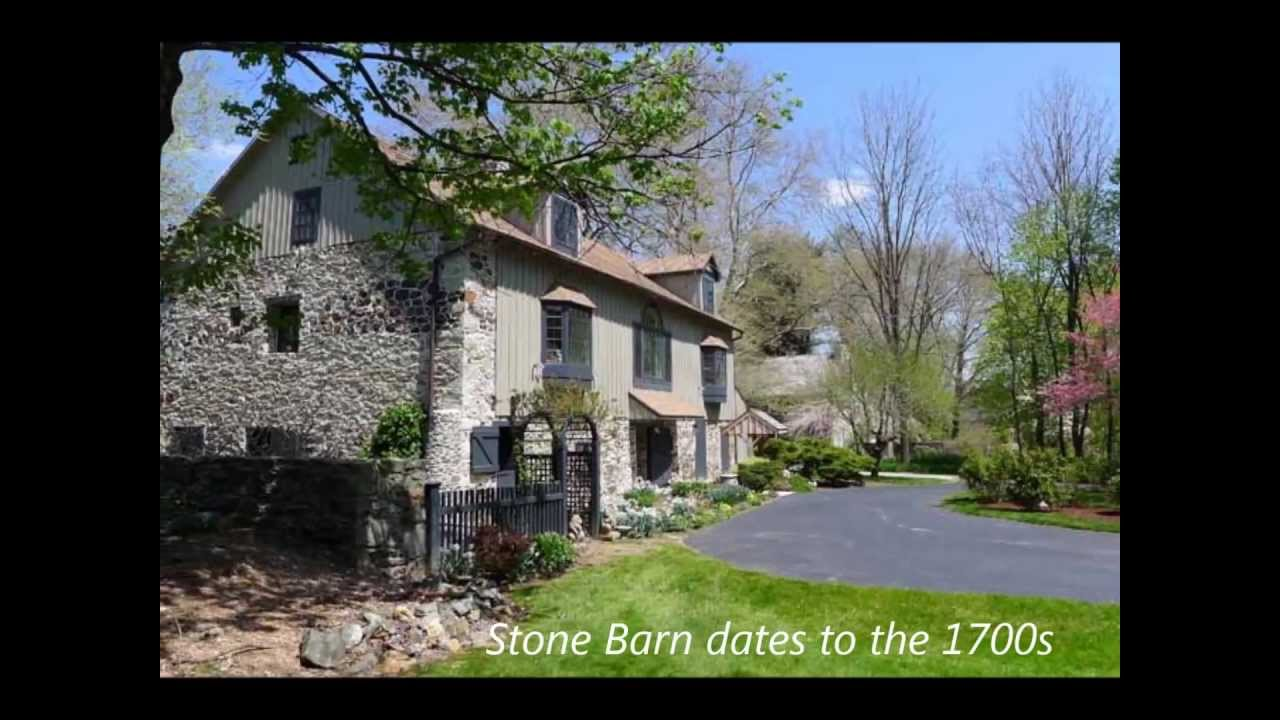 Historic Chester County Barn Conversion For Sale 1705