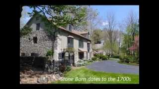 Historic Chester County Barn Conversion For Sale! 1705 Paoli Pike in West Chester, Pa