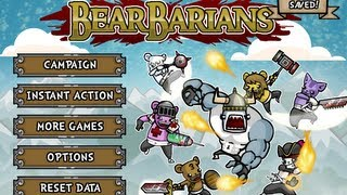 Bearbarians-Walkthrough