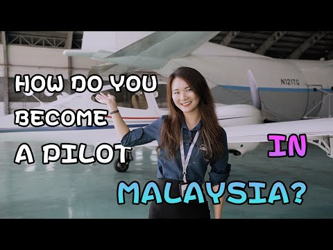 How to Become a Pilot in Malaysia   Asia Aeronautical Training Academy