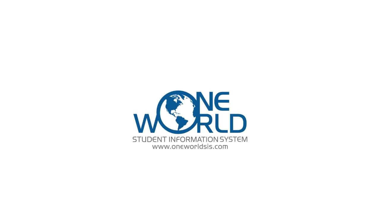 OneWorldSIS