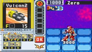 MMBN 6: X vs Zero! (Sprite Import)