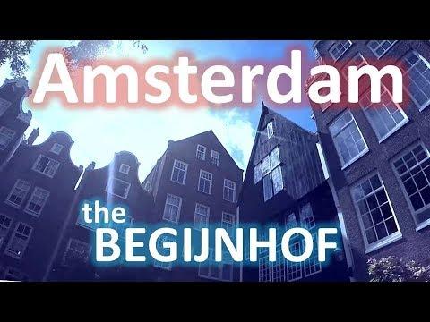 Amsterdam's secret village