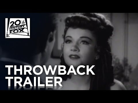 Thumbnail: All About Eve | #TBT Trailer | 20th Century FOX