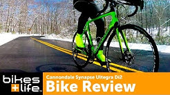 Cannondale Synapse Review - Endurance Road Bike