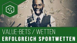 So geht Sportwetten erklärt Value Bets bzw. Wetten