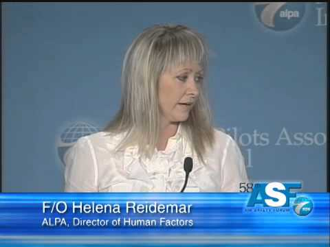 58th Air Safety Forum - Automation and Technology in Aviation