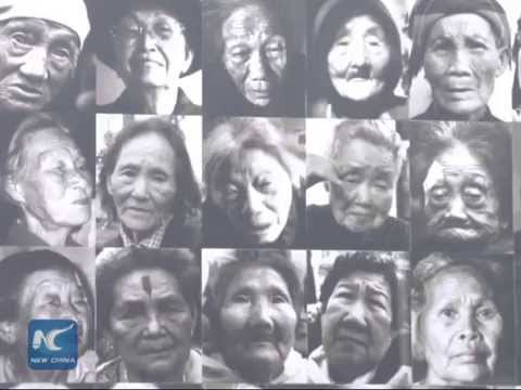 Memorial for forced sex slaves opens in east China thumbnail