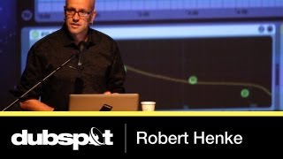 Robert Henke aka Monolake Dubspot Interview: Sound Synthesis, Ableton + @ Decibel