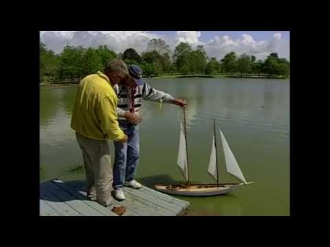 Visiting with Huell Howser: Model Boats