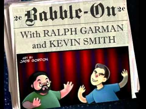 Ralph Garman and Kevin Smith DESTROY Rebecca Black on Hollywood Babble-On