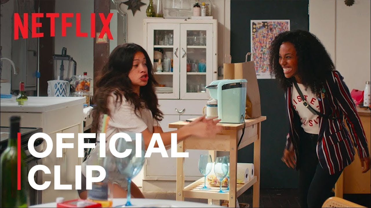 Download Someone Great Dancing Scene | Gina Rodriguez and DeWanda Wise Dance to Lizzo | Netflix