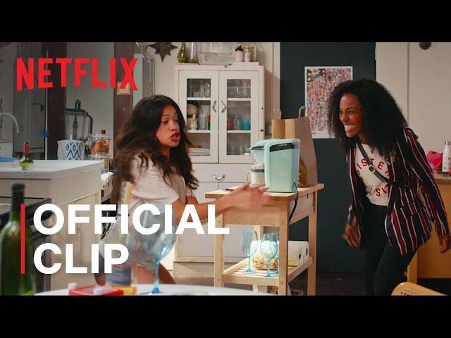 Someone Great Dancing Scene | Gina Rodriguez and DeWanda Wise Dance to Lizzo | Netflix