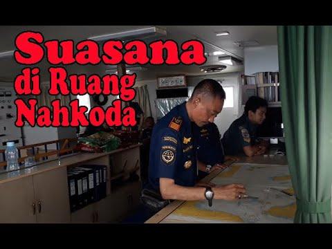 Susana druang Nahkoda bersama Kapten KN ALUGARA