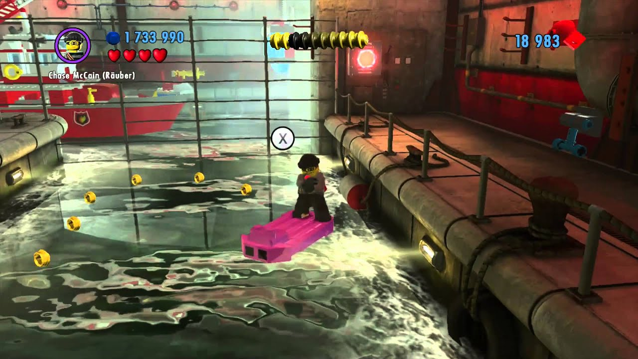 Let S Play Lego City Undercover Part 32 Feuriger Geburtstag Youtube