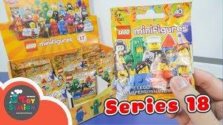 Lego Minifigures Series 18, bộ sưu tập kỷ niệm 40 năm tuyệt đẹp ToyStation 222