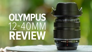 Hands on Review of the Olympus M.Zuiko 12-40mm f/2.8 PRO lens