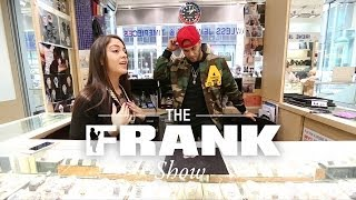 Mr. Flawless Talks Gold And Diamonds For The FRANK Show - FRANK151