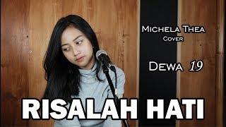 RISALAH HATI ( DEWA 19 ) - MICHELA THEA COVER