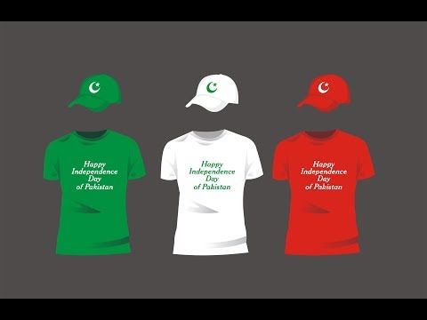 pakistani t shirt design using corel draw