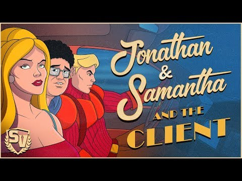 Jonathan & Samantha And The Client