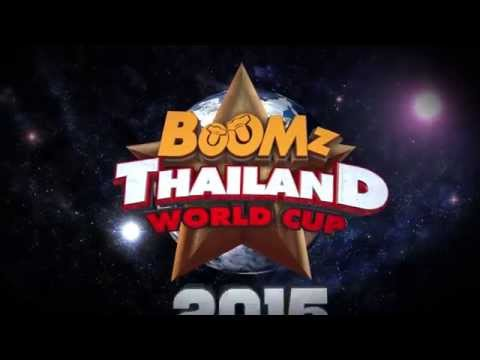 Boomz Thailand World Cup 2015