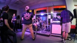 "Ditchdigger performing their song ""Fears"" live @ MF Metal in Bryant, Arkansas 10-28-15"