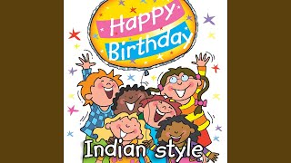 Happy Birthday - Indian Style (2)