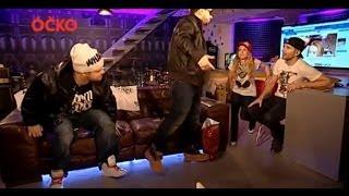 Útok na moderátora v živém vysílání Mixxxeru!