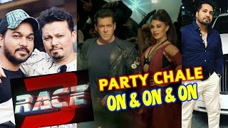 RACE 3 | MIKA SINGH ' PARTY CHALE ON ON ' SONG | VICKY & HARDIK | SONG NO 3 | SALMAN KHAN