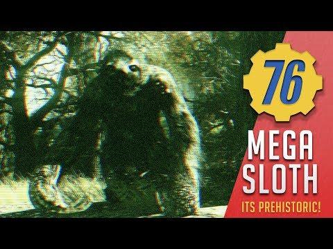 Mega Sloth - What is This Thing? | Fallout 76 thumbnail