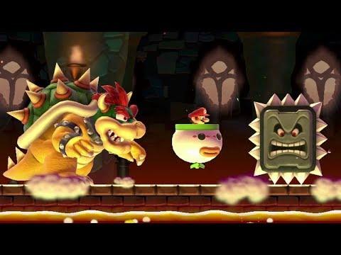 Super Mario Maker - Super Expert 100 Mario Challenge #102