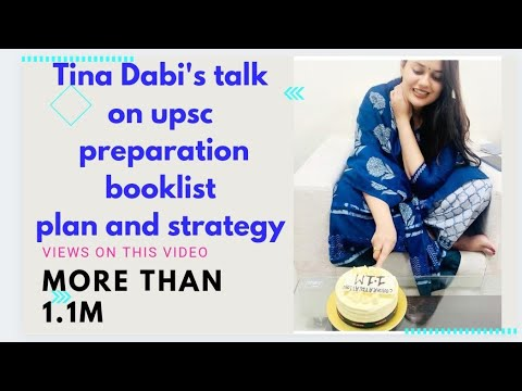 Interactive session on ||20-10-2018|| with ||Tina dhabi|| AIR 1 2015